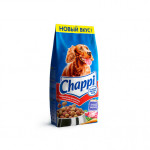 Сухой корм для собак CHAPPI Сытный мясной обед Курочка аппетитная с овощами и травами, 15кг