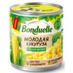 Молодая кукуруза BONDUELLE 212 мл