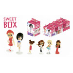 Мармелад с игрушкой SWEET BOX ПОДРУЖКА 10 г