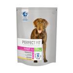 Полнорационный сухой корм для взрослых собак средних и крупных пород Perfect Fit с курицей 800 грамм