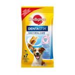 Лакомство для собак мелких пород PEDIGREE DentaStix 110г грамм