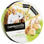 Плавленый сыр с грибами 50% СЫРОБОГАТОВ 130 г