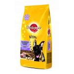 Сухой корм для щенков курпных пород PEDIGREE Vital Protection с курицей 13 кг