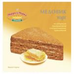 Торт МАРФА И МАРИЯ Медовик, 450г
