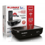 Цифровое ТВ LUMAX DVB-T2 DV1110HD