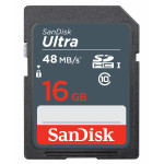 Карта SD ULTRA 16GB SANDISK