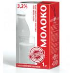 Молоко ECONOM стерилизованное 3,2%, 1 кг