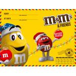 Конфеты M&M'S Конверт большой 679 г