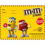 Конфеты M&M'S Конверт маленький 263 г