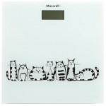 Весы напольные MAXWELL 2675