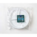 Тарелка 3-секционная METRO PROFESSIONAL 210мм, 50шт