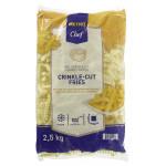 Картофель рифленый METRO CHEF, 2,5 кг