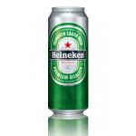 Пиво HEINEKEN светлое, 0,5л