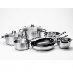 Набор посуды TARRINGTON HOUSE Universal 9 предметов