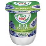 Йогурт 5 витаминов BIO MAX 2.5% черника 125 г