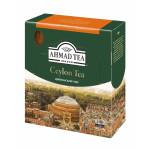 Чай AHMAD tea Ceylon черный пакетированный, 100х2г