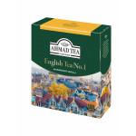 Чай AHMAD ЕnglishTea №1 пакетированный, 100x2г