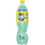 Газированный напиток FANTA Цитрусовый микс в упаковке, 12х1 л