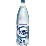 Вода BONAQUA питьевая негазированная, 2л