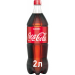 Газированный напиток COCA-COLA, 2л