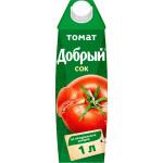 Сок ДОБРЫЙ Томат, 1л