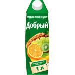 Нектар ДОБРЫЙ Мультифрут, 1л