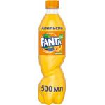 Газированный напиток FANTA, 0,5 л