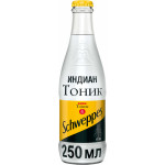 Тоник SCHWEPPES индиан, 0,25л