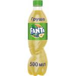 Газированный напиток FANTA груша 0.5 л