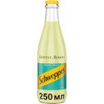 Тоник SCHWEPPES Bitter Lemon, 0,25л