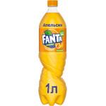 Газированный напиток FANTA в упаковке, 12х1л