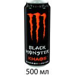 Энергетический напиток BLACK MONSTER KHAOS 0,5 л