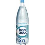 Вода BONAQUA питьевая газированная, 2 л