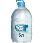 Питьевая вода BONAQUA без газа, 5л
