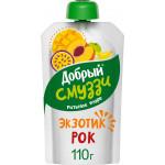 Пюре ДОБРЫЙ клубника-банан 0.11 л