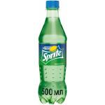Газированный напиток SPRITE, 0,5л