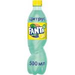 Газированный напиток ФАНТА Цитрус микс, 0,5 л