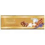 Шоколад LINDT GOLD молочный с орехом 300 г