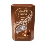 Конфеты из молочного шоколада с кусочками фундука Lindor 200 г