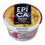 Йогурт EPICA Персик маракуйя, 130 г