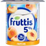 Йогуртовый продукт FRUTTIS 5%, 115 г