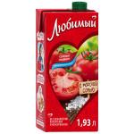 Нектар ЛЮБИМЫЙ Томат, 1,93 л
