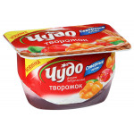 Десерт творожный ЧУДО Северные ягоды 4,2%, 100 г