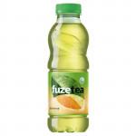 Чай холодный FUZETEA зеленый Цитрус, 1,5 л