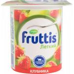 Йогуртовый продукт FRUTTIS Клубника 0,1%, 110 г