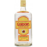 Джин GORDONS 40% сухой, 0,75 л