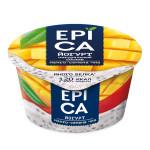 Йогурт EPICA Манго чиа, 130 г