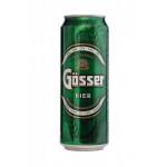 Пиво GOSSER Светлое банка, 0,45 л
