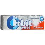 Жевательная резинка ORBIT Белая классическая, 10х13,6 г