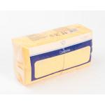 Салфетки H-LINE 1-слойные желтые 250 шт
